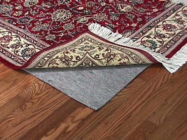 area rug carpet pad floor matttroy. Black Bedroom Furniture Sets. Home Design Ideas